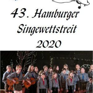 Cover der DVD des 43. Hamburger Sigewettstreits 2020